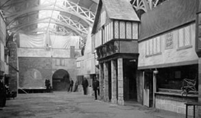 Another old photo of the Pannier Market
