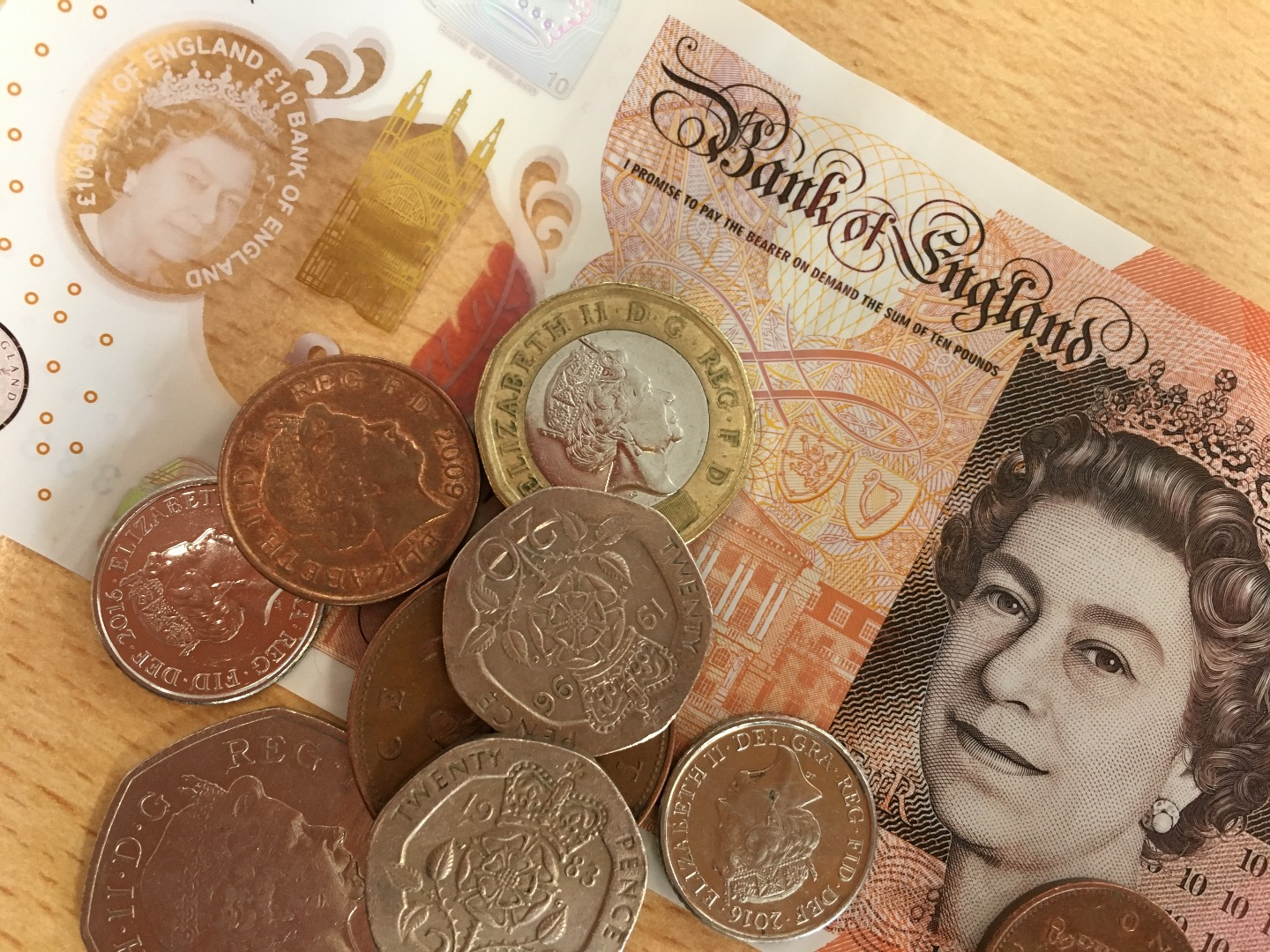 assorted-money.jpg Have your say on changes to council tax reduction scheme