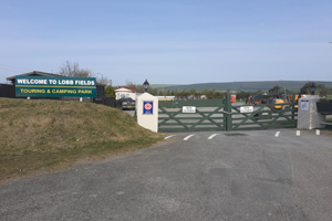 campsite closed Praise for local tourism industry respecting lockdown closure order