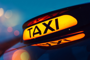 Image of taxi light on car.png Have your say on changes to the taxi licensing policy