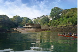 Watersports centre for web.png Funding bid success for Ilfracombe Watersports Centre project