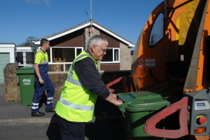 green cropped.jpg Council reminds customers to renew their garden waste collection